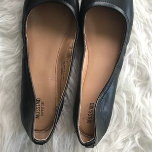 Mossimo Supply Co. Shoes - Simple black Mossimo Supply Co. ballet flats shoes